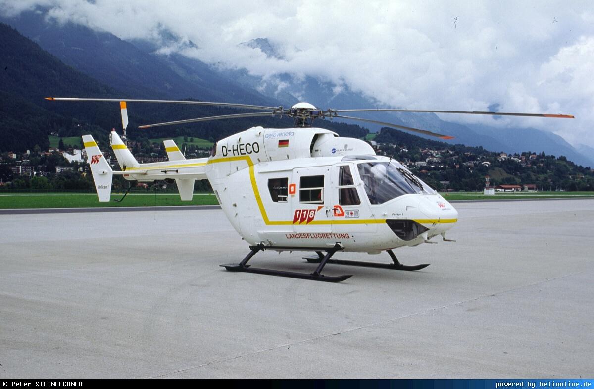 Pelikan 1 Elicottero : Rotore anticoppia e avarie page